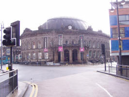 Corn Exchange - Leeds